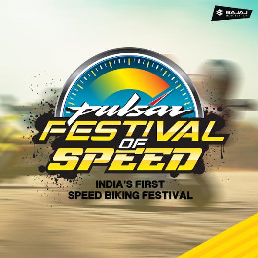 bajaj pulsar festival of speed