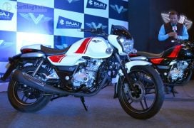 2017 bajaj v15 images side view