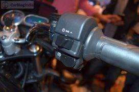 bajaj-v15-photos- switchgear
