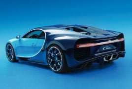 bugatti chiron official images (1)