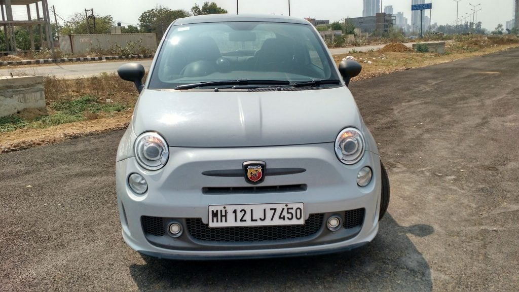fiat abarth 595 competizione review images 8 carblogindia. Black Bedroom Furniture Sets. Home Design Ideas