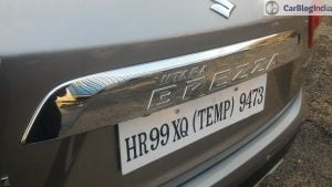 maruti vitara brezza review images badge