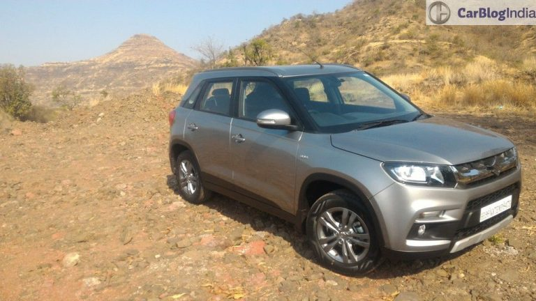 Maruti Vitara Brezza Petrol Could Come With CNG – What?!