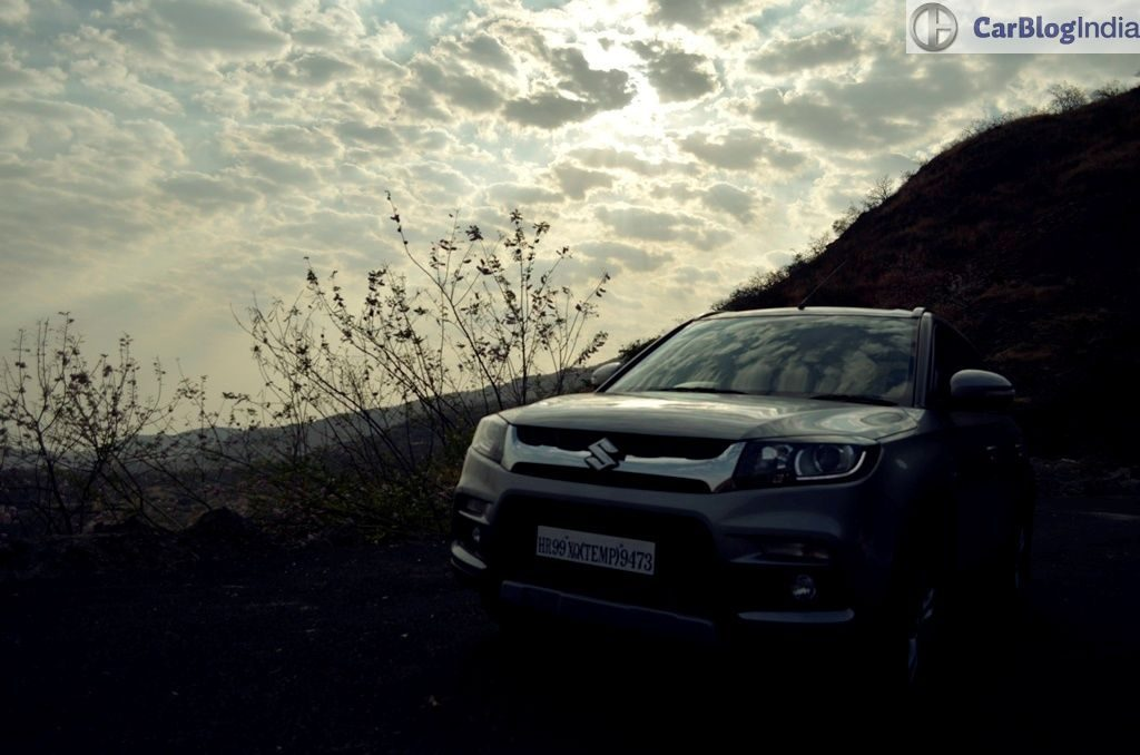 Maruti Vitara Brezza Test Drive Review images (5)