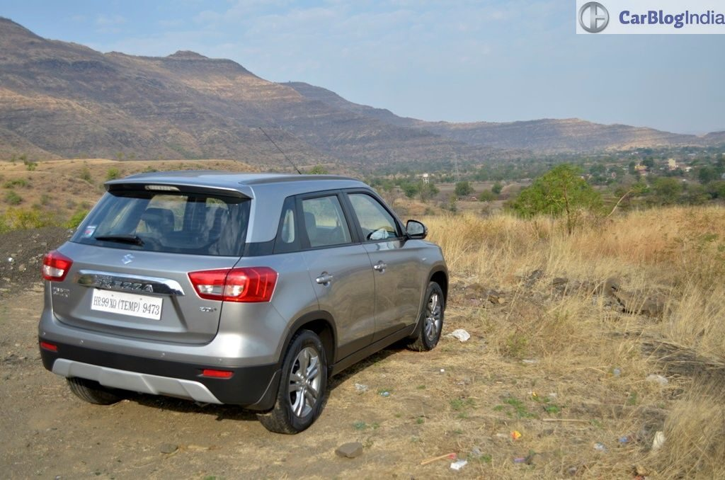 Maruti Vitara Brezza Test Drive Review images (6)