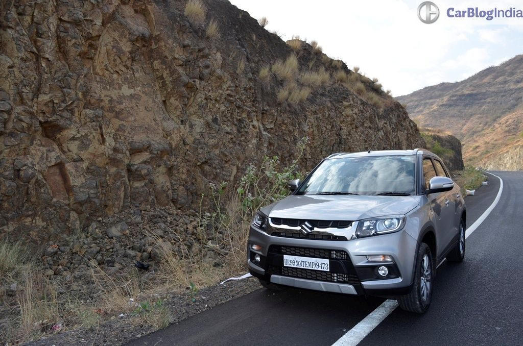 Maruti Vitara Brezza Test Drive Review images (7)