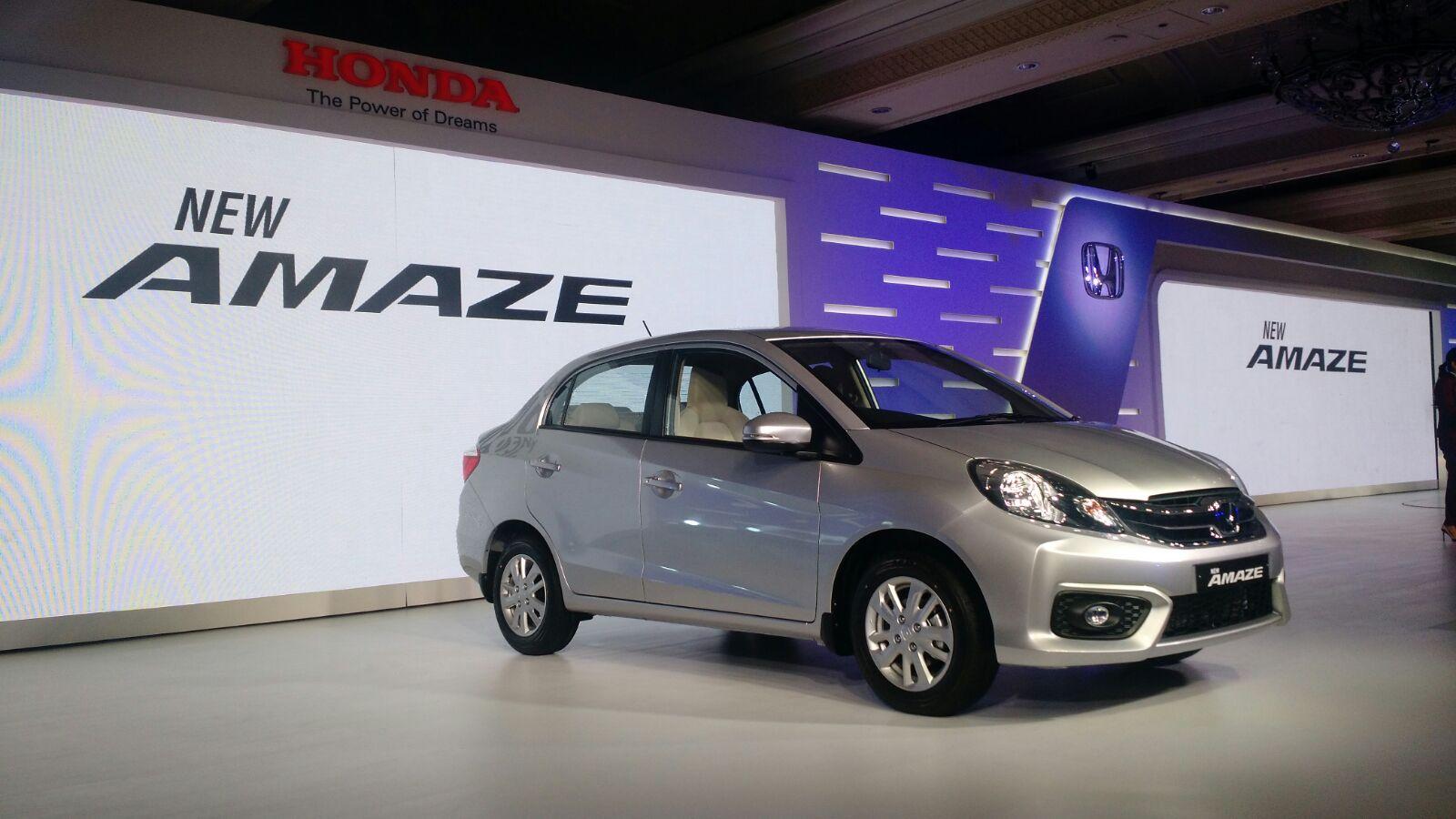Honda Mobilio Price >> new-2016-honda-amaze-facelift-images-2 - CarBlogIndia