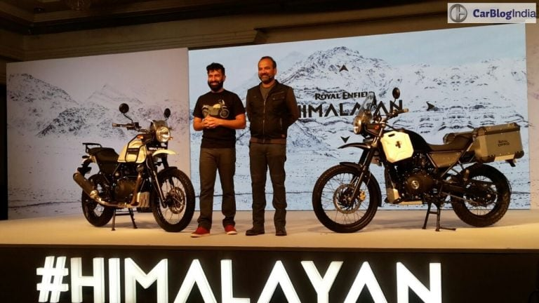 Royal Enfield Himalayan Recalled!