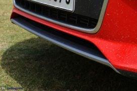 2015 audi q3 test drive review images bumper chin