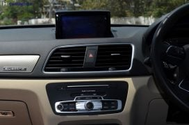 2015 audi q3 test drive review images centre console