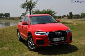 2015 audi q3 test drive review images front angle-2