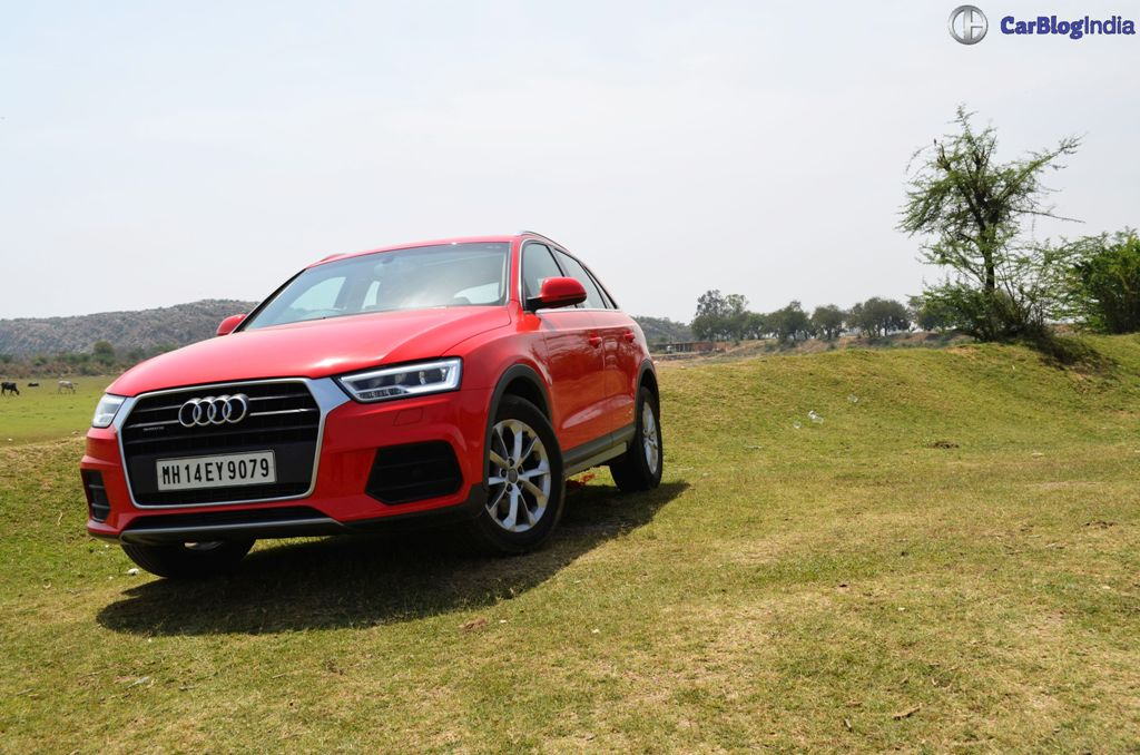 2015 Audi Q3 Test Drive Review, Specifications, Images, Price