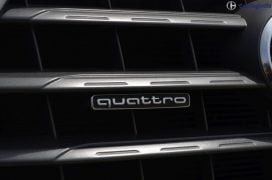 2015 audi q3 test drive review images grille badge