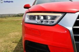 2015 audi q3 test drive review images headlamp-2