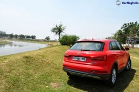 2015 audi q3 test drive review images rear angle-2