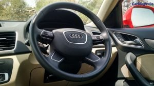 2015 audi q3 test drive review images steering