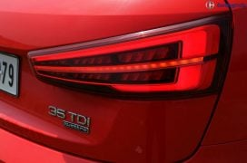 2015 audi q3 test drive review images tail light