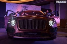 2016 bentley bentayga india launch images (21)