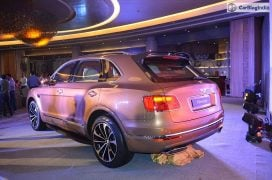 2016 bentley bentayga india launch images (4)