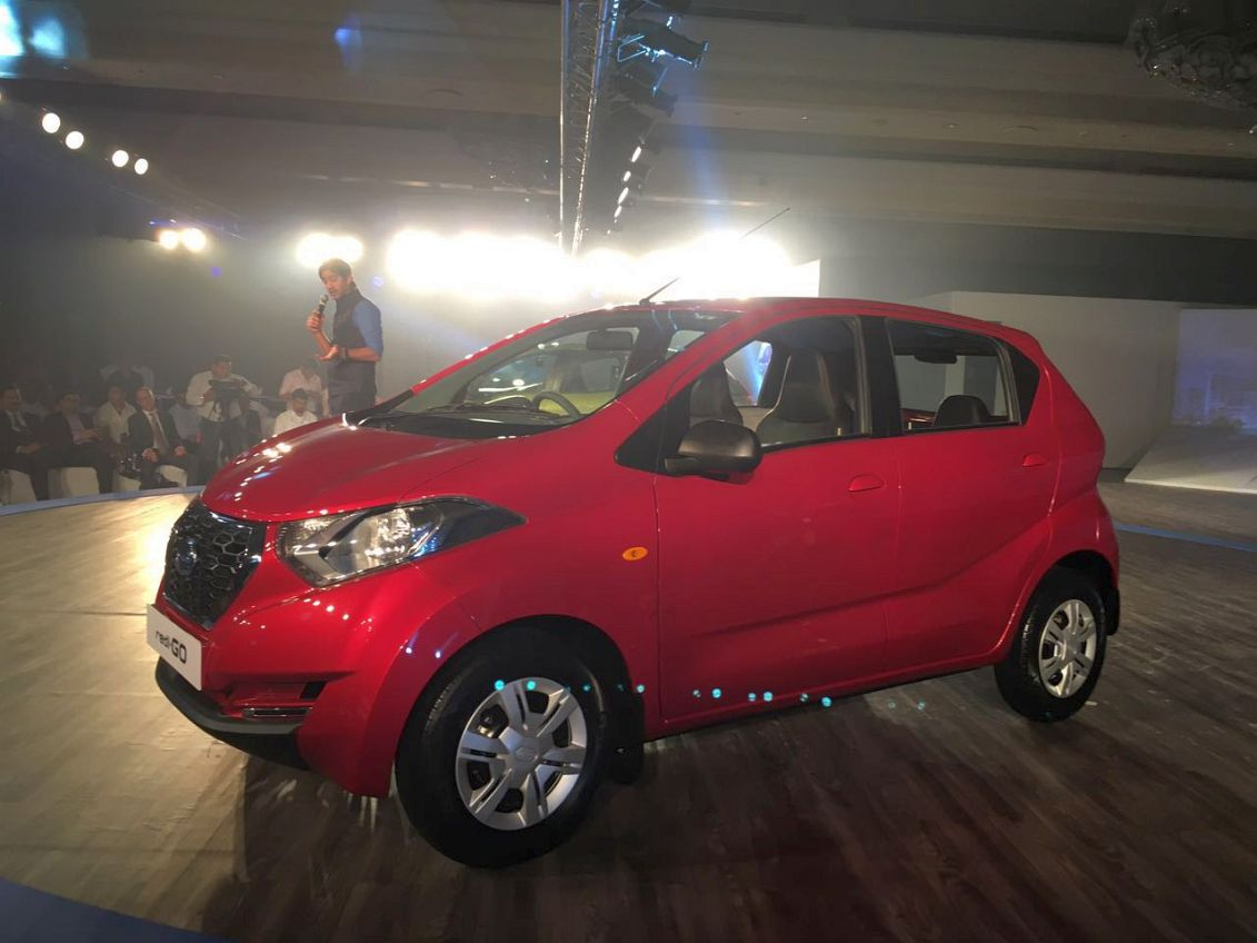 Datsun Redi Go 1000cc vs Renault Kwid 1.0 Compare - Price ...