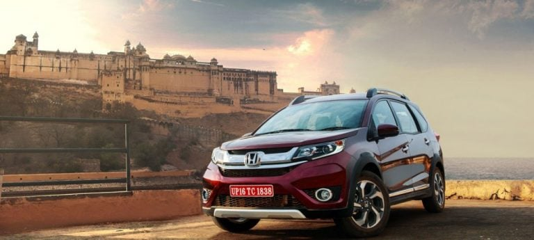 Honda BR-V Prices Increase by Up to Rs 14,000!