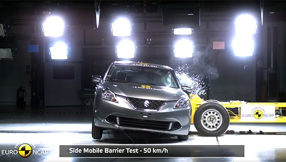 New Maruti Baleno Price crash-test-euro-ncap-2
