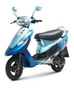 New-TVS-Scooty-Pep-Plus-2016-Blue-Colour
