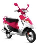 New-TVS-Scooty-Pep-Plus-2016-Pink-Colour