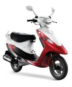 New-TVS-Scooty-Pep-Plus-2016-White-Colour
