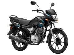Yamaha Saluto RX Gleaming Black