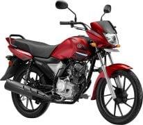 Yamaha Saluto RX Inspiring Red