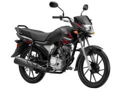 Yamaha Saluto RX Matte Black