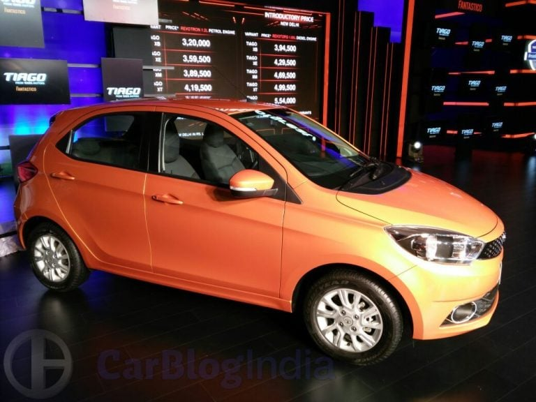 New Tata Tiago – All You Need To Know