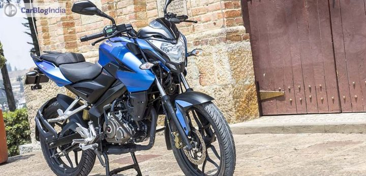new upcoming bajaj pulsar bikes in india - bajaj pulsar 160 ns front image