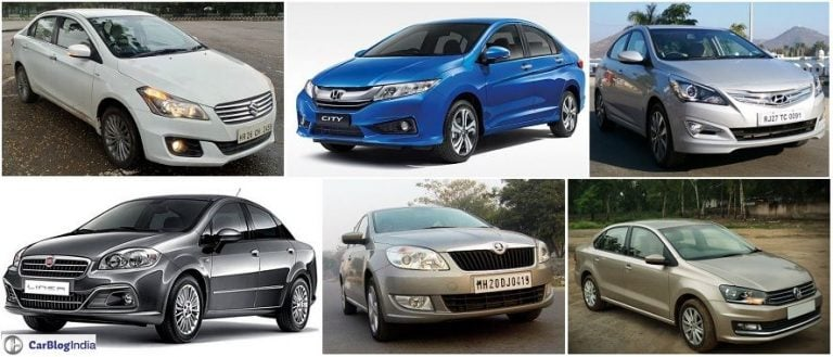 Car Buying Guide: Best Petrol Sedans In India Under 11 Lakhs