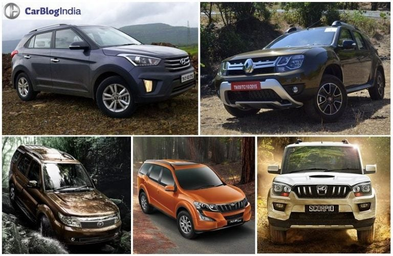 Car Buying Guide: Best SUV in India Under 15 lakhs