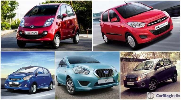 List of Low Maintenance Cars in India