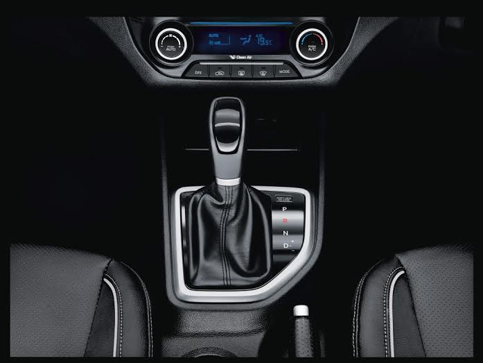 hyundai creta price - petrol automatic gear lever