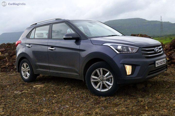 best car in india under 15 lakhs - hyundai creta price