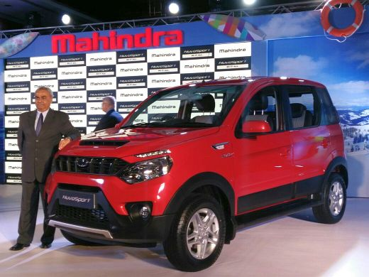 Mahindra NuvoSport (Quanto Facelift) Launched @ INR 7.35 Lakhs