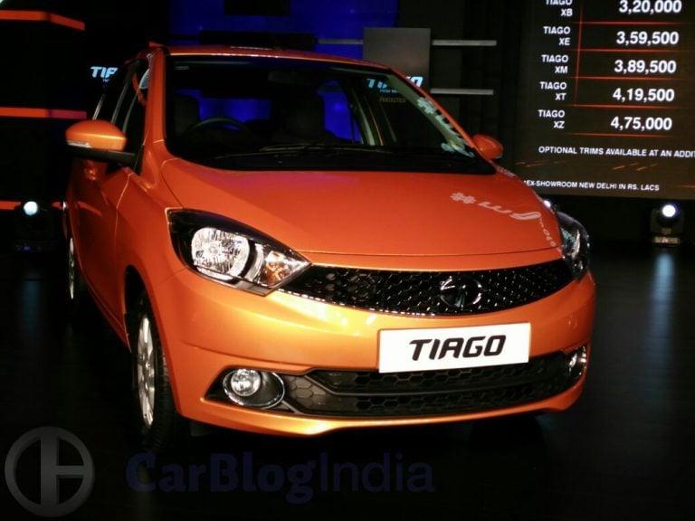 Tata Tiago Bags Over 50,000 Bookings