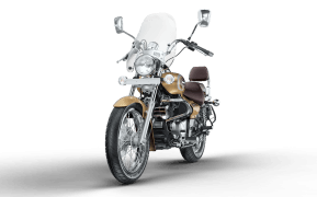 2015 bajaj avenger cruise 220-gold-color-1