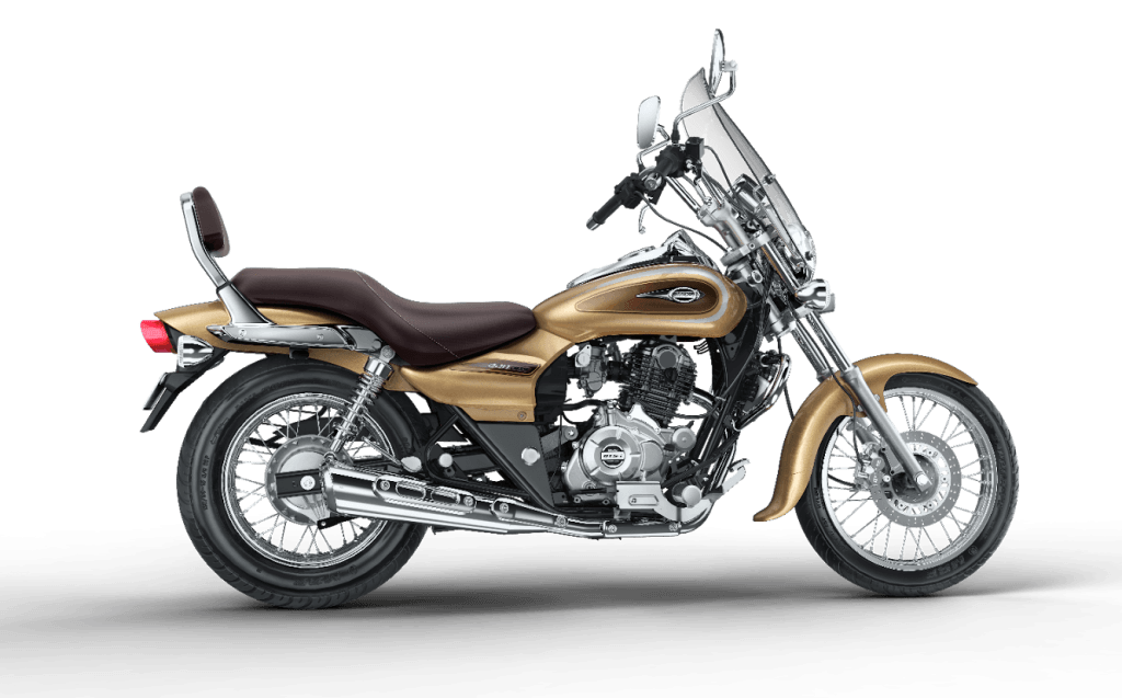 2015 bajaj avenger cruise 220 gold color 2 carblogindia. Black Bedroom Furniture Sets. Home Design Ideas