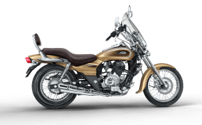 2015 bajaj avenger cruise 220-gold-color-2
