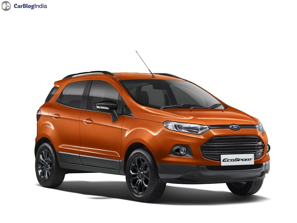 Image Result For Ford Ecosport Latest