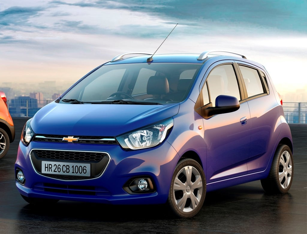 2017 Chevrolet Beat India Launch, Price, Specifications, Mileage, Review