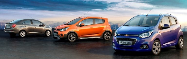New Model Chevrolet Beat India Launch Soon; Will Come as Hatchback, Crossover and Compact Sedan [Video, Pics & Details]