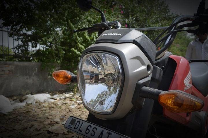 honda navi price , images- headlamp