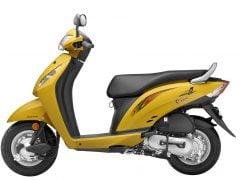 2016 honda activa i price colours - Pearl Trance Yellow
