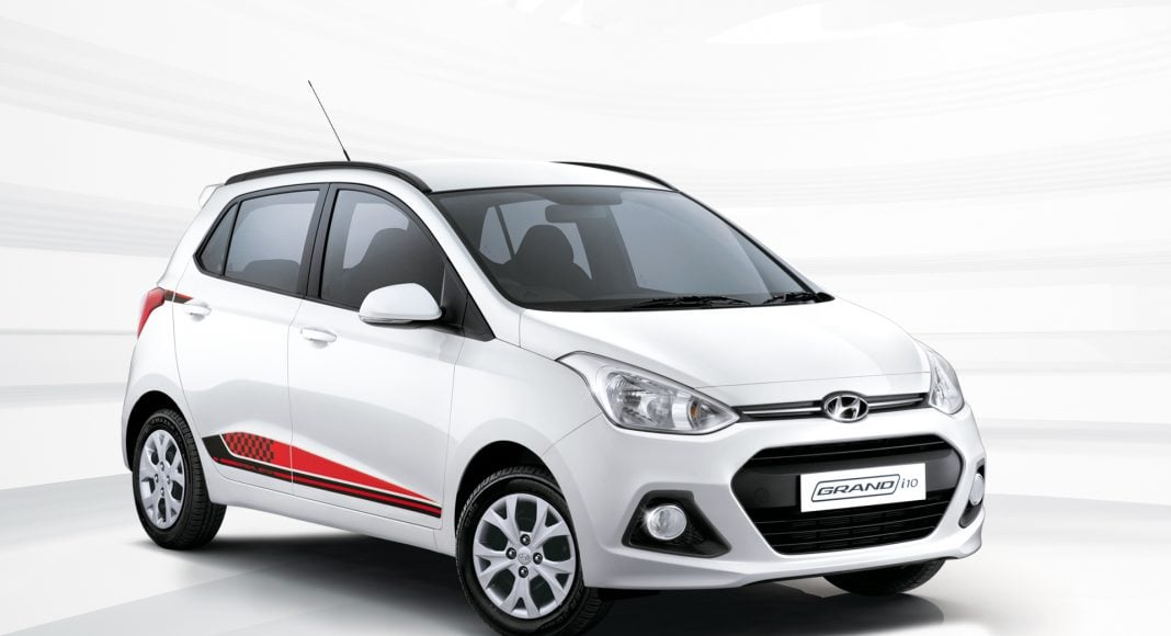 Hyundai Grand i10 Special Edition-Front-Angle-Official-Image